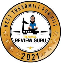 Horizon 7.8 AT Treadmill - Best Treadmill For HIIT Badge