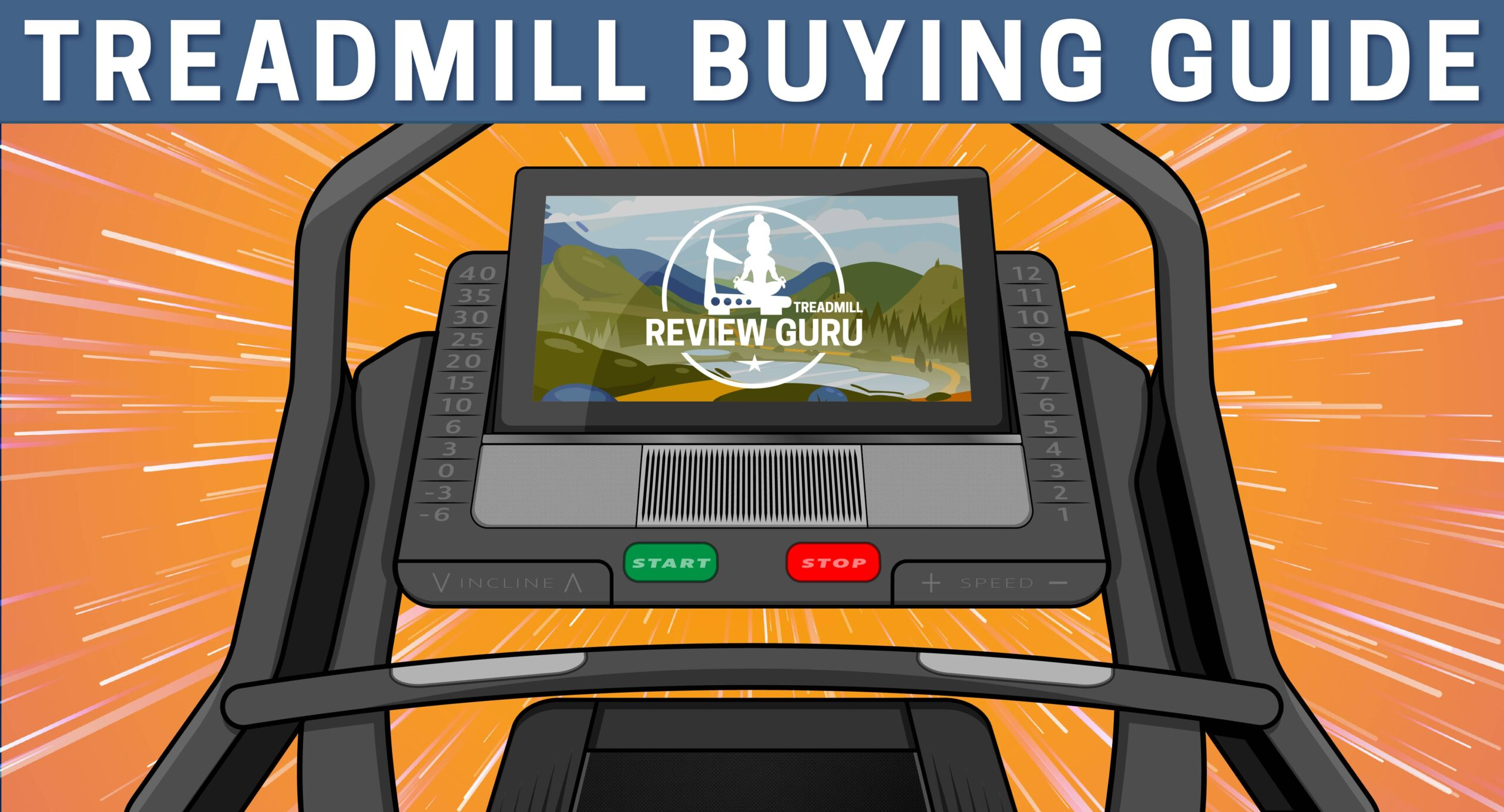 Treadmill Buying Guide Banner