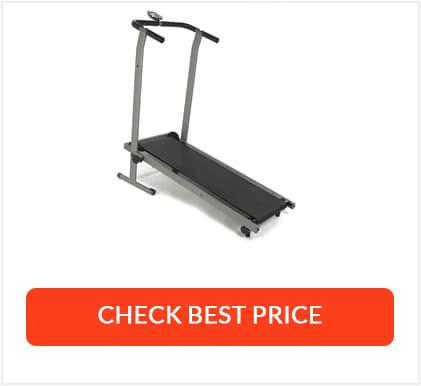 Best Compact Manual Treadmill - Stamina InMotion Treadmill